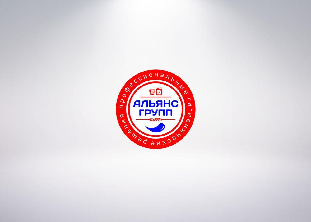 Логотип торгующей организации - дизайнер Upright