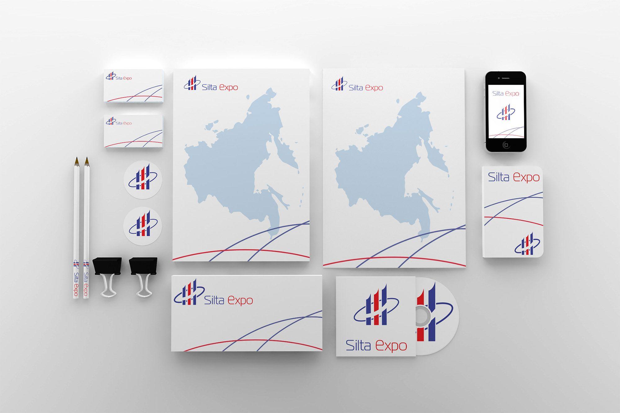 Логотип для Информационно-выставочного агентства - дизайнер Anterika