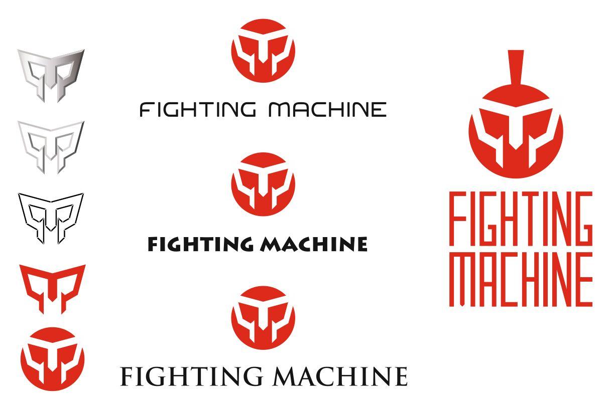 Логотип бренда спортивной одежды для единоборств - дизайнер vision