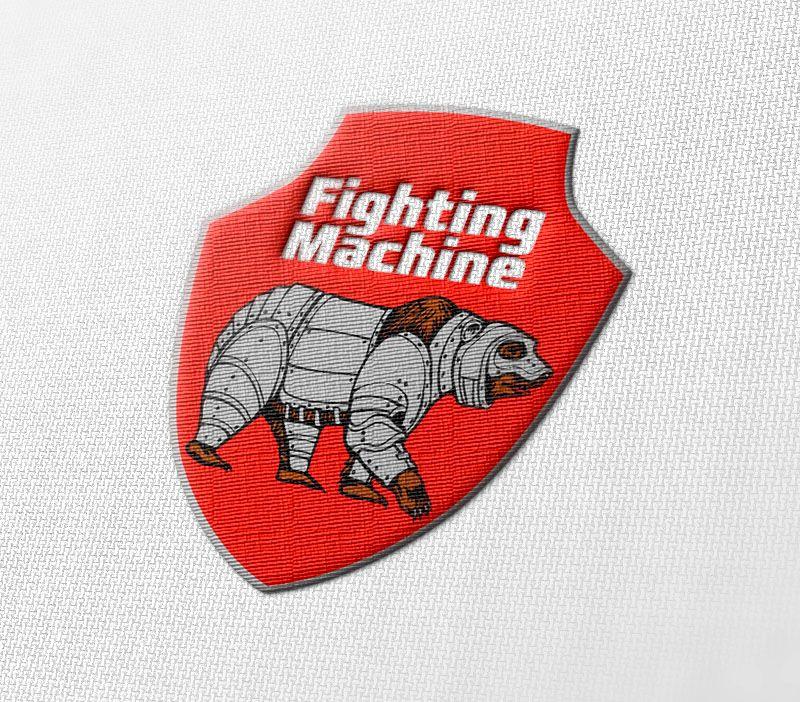 Логотип бренда спортивной одежды для единоборств - дизайнер zhutol