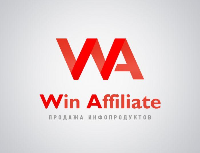 Логотип для сайта партнерской программы - дизайнер Une_fille