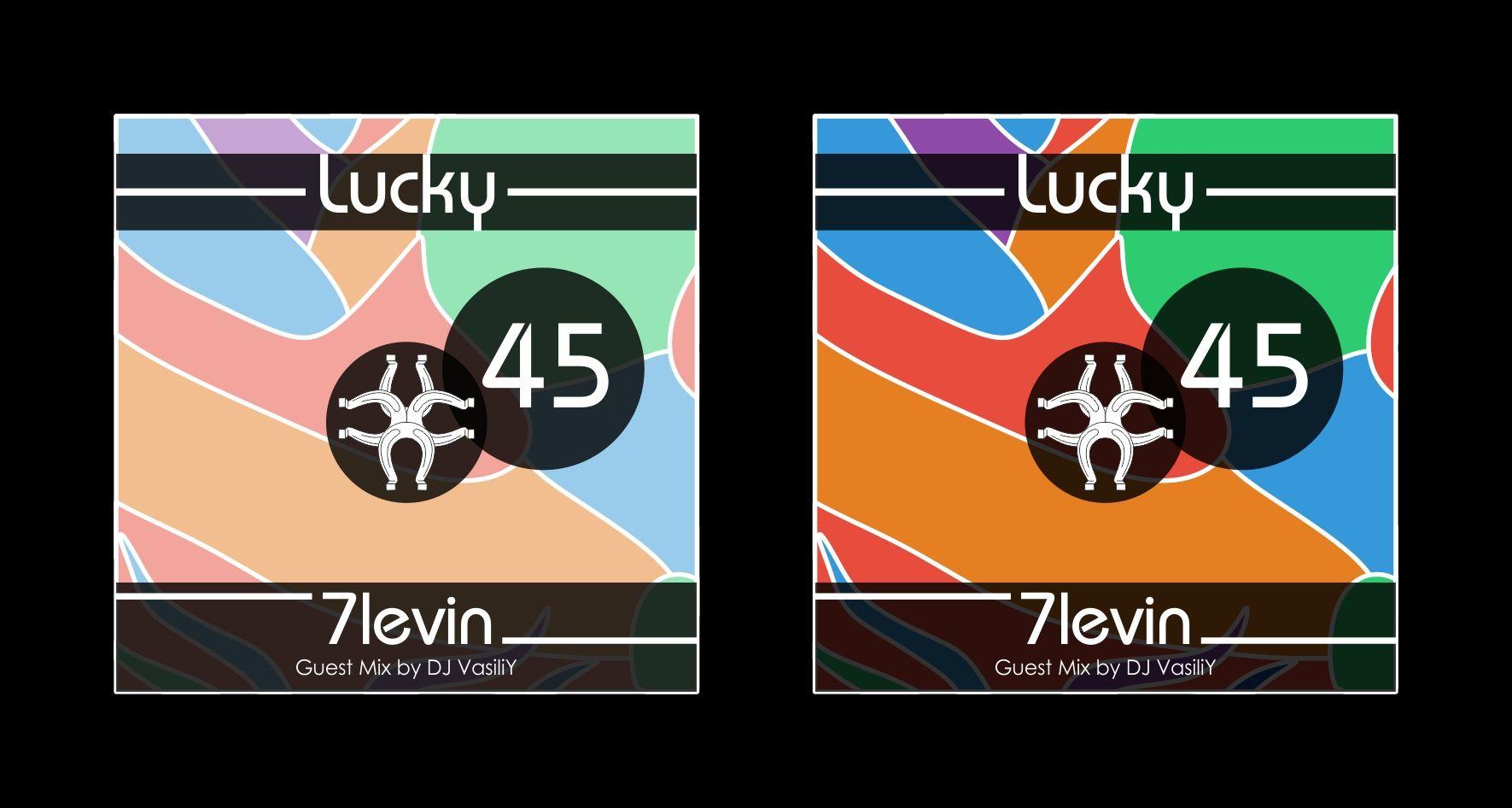 Обложка музыкального подкаста в iTunes - дизайнер blukki