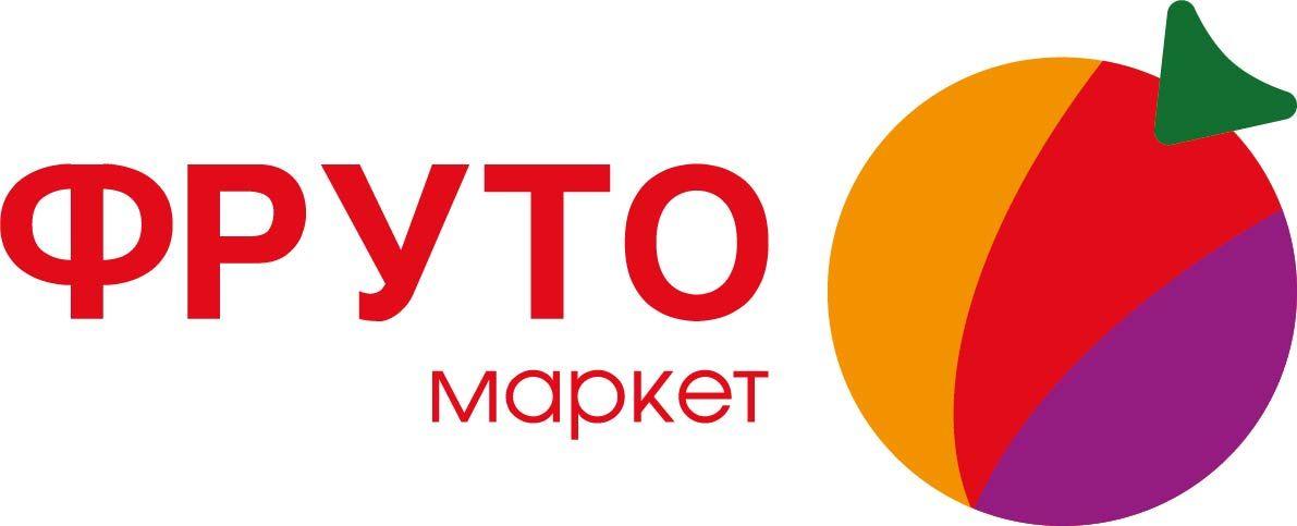 Логотип-вывеска фруктово-овощных магазинов премиум - дизайнер xamaza