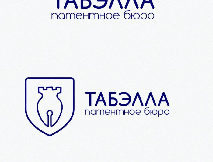 Сделать flat & simple логотип юридической компании - дизайнер TanOK1
