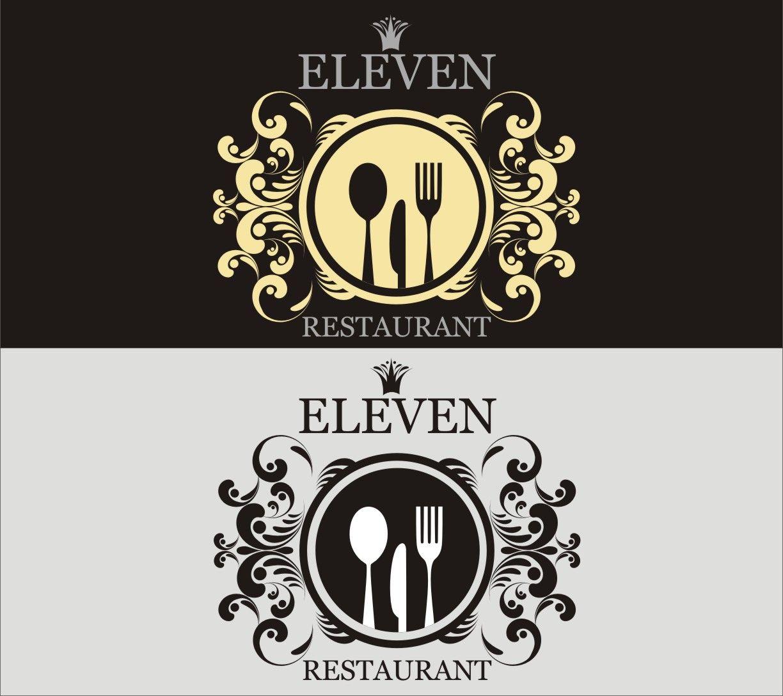 Логотип ресторана - дизайнер Valentin1982