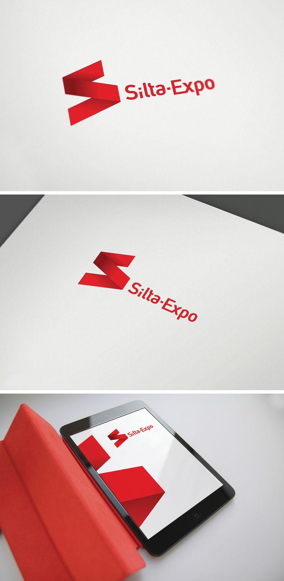 Логотип для Информационно-выставочного агентства - дизайнер GreenRed