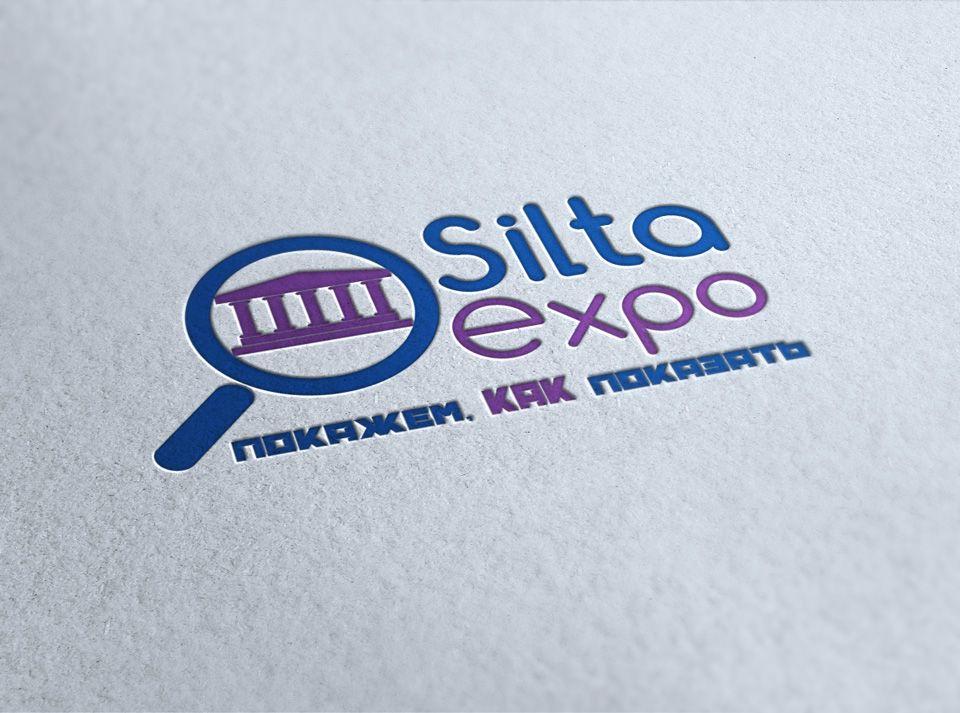 Логотип для Информационно-выставочного агентства - дизайнер Advokat72