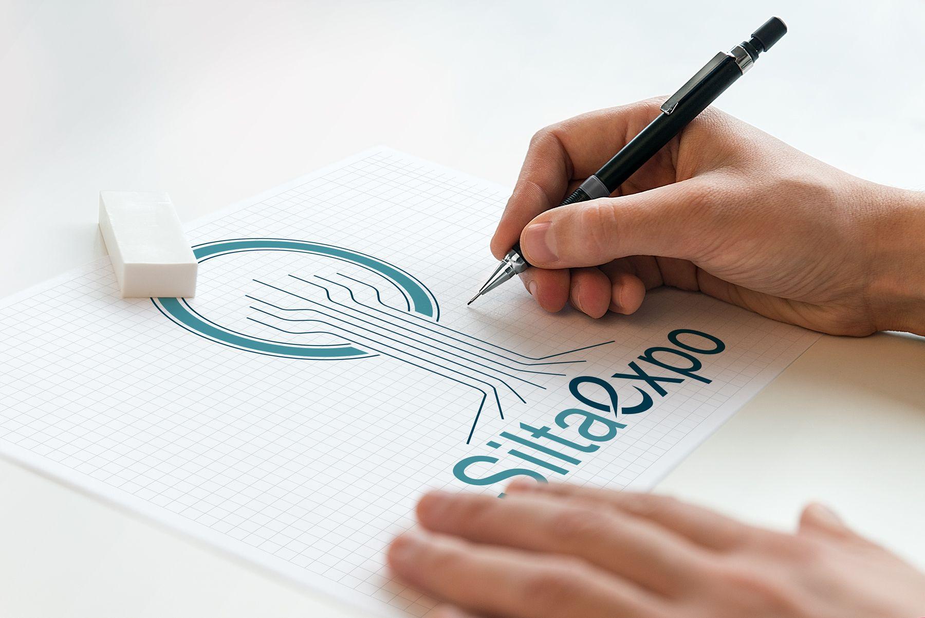 Логотип для Информационно-выставочного агентства - дизайнер Enrik