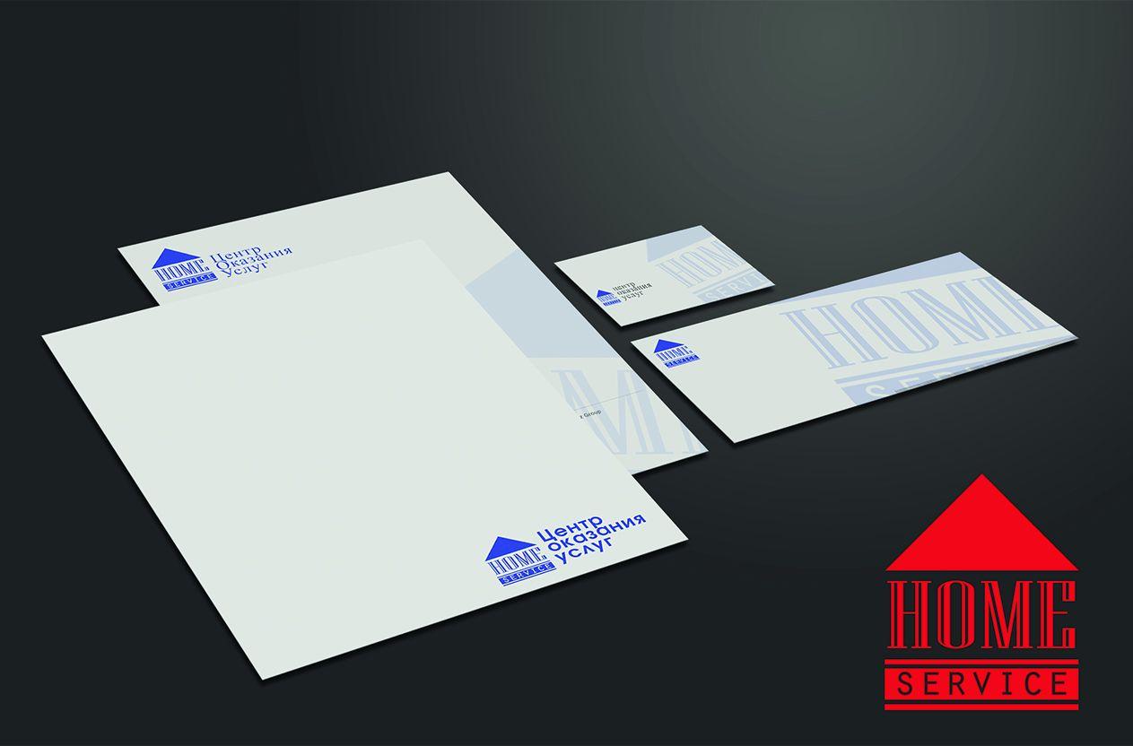 Логотип для компании HomeService - дизайнер MePhobia