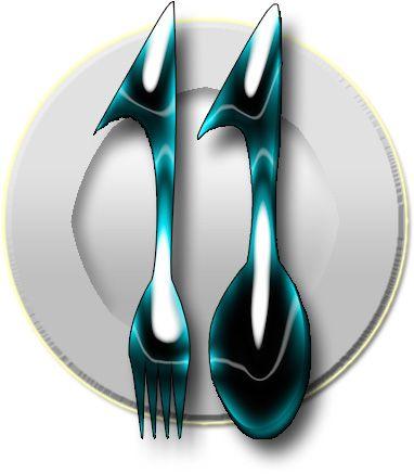 Логотип ресторана - дизайнер ForceFox