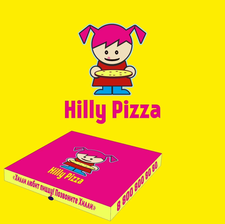 Доставка пиццы Хилли пицца\HILLY PIZZA - дизайнер hsochi