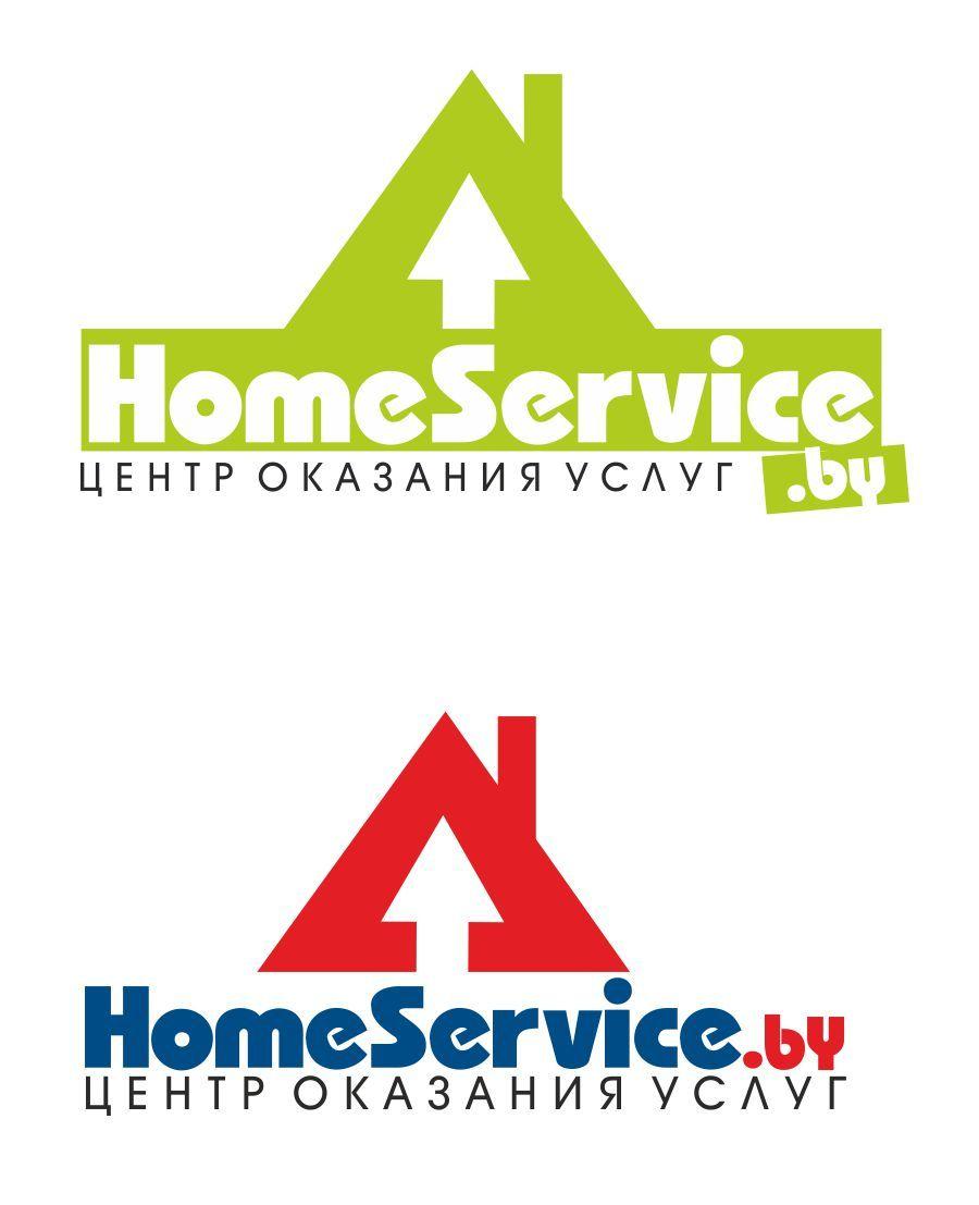 Логотип для компании HomeService - дизайнер kurgan_ok