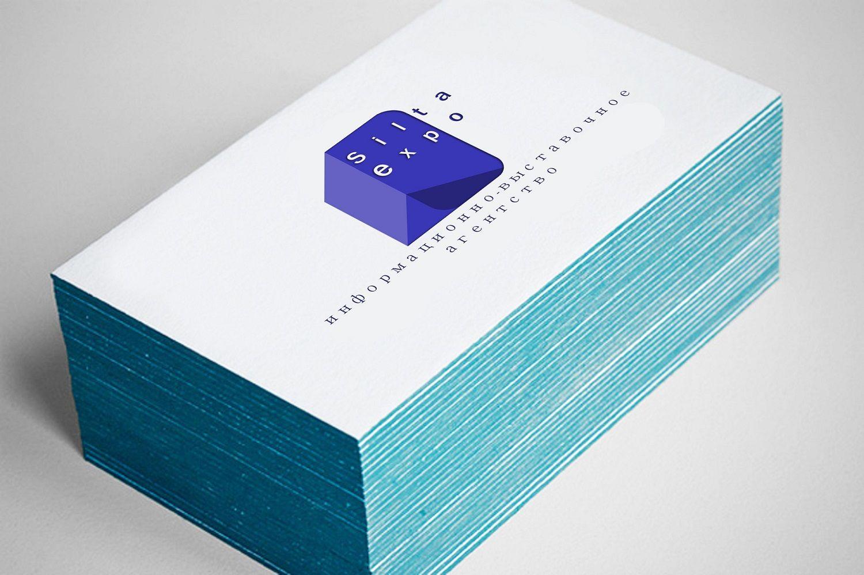 Логотип для Информационно-выставочного агентства - дизайнер mrKok