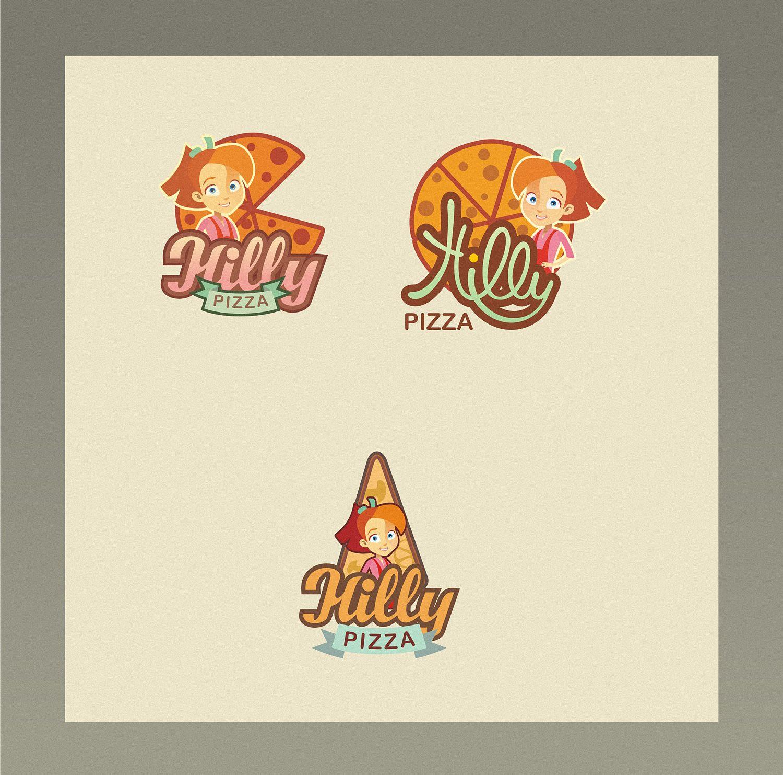 Доставка пиццы Хилли пицца\HILLY PIZZA - дизайнер Romasan