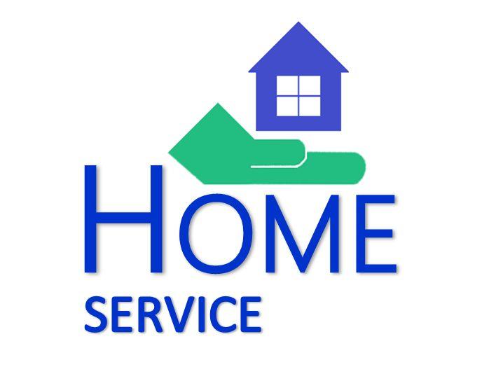 Логотип для компании HomeService - дизайнер k-hak