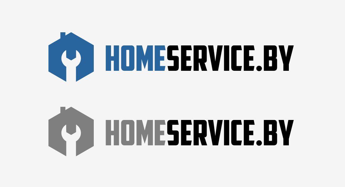Логотип для компании HomeService - дизайнер maksim108