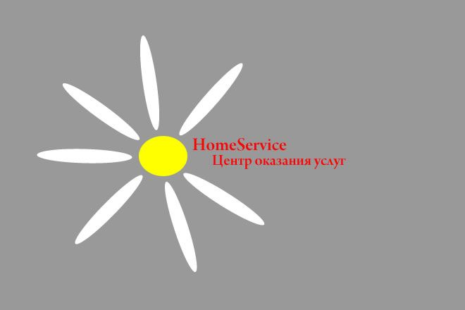 Логотип для компании HomeService - дизайнер JooN777