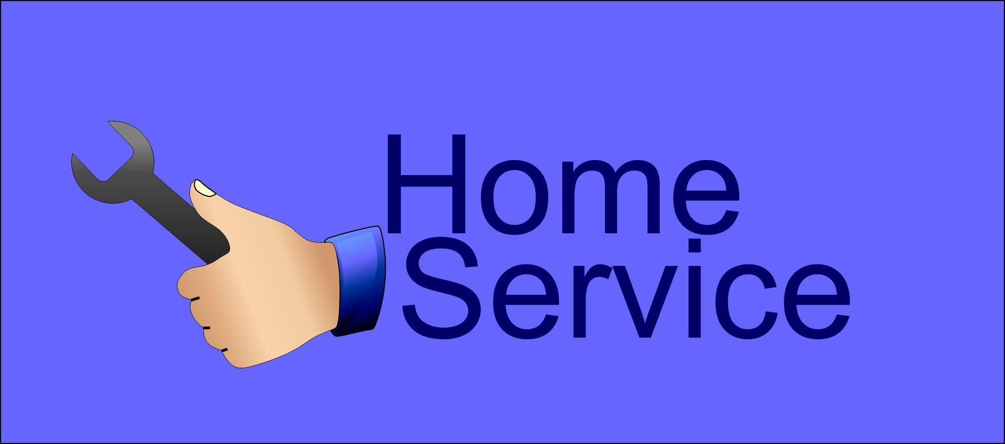 Логотип для компании HomeService - дизайнер Forlsket
