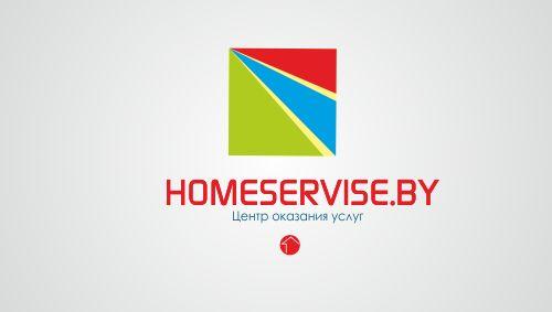 Логотип для компании HomeService - дизайнер sv58