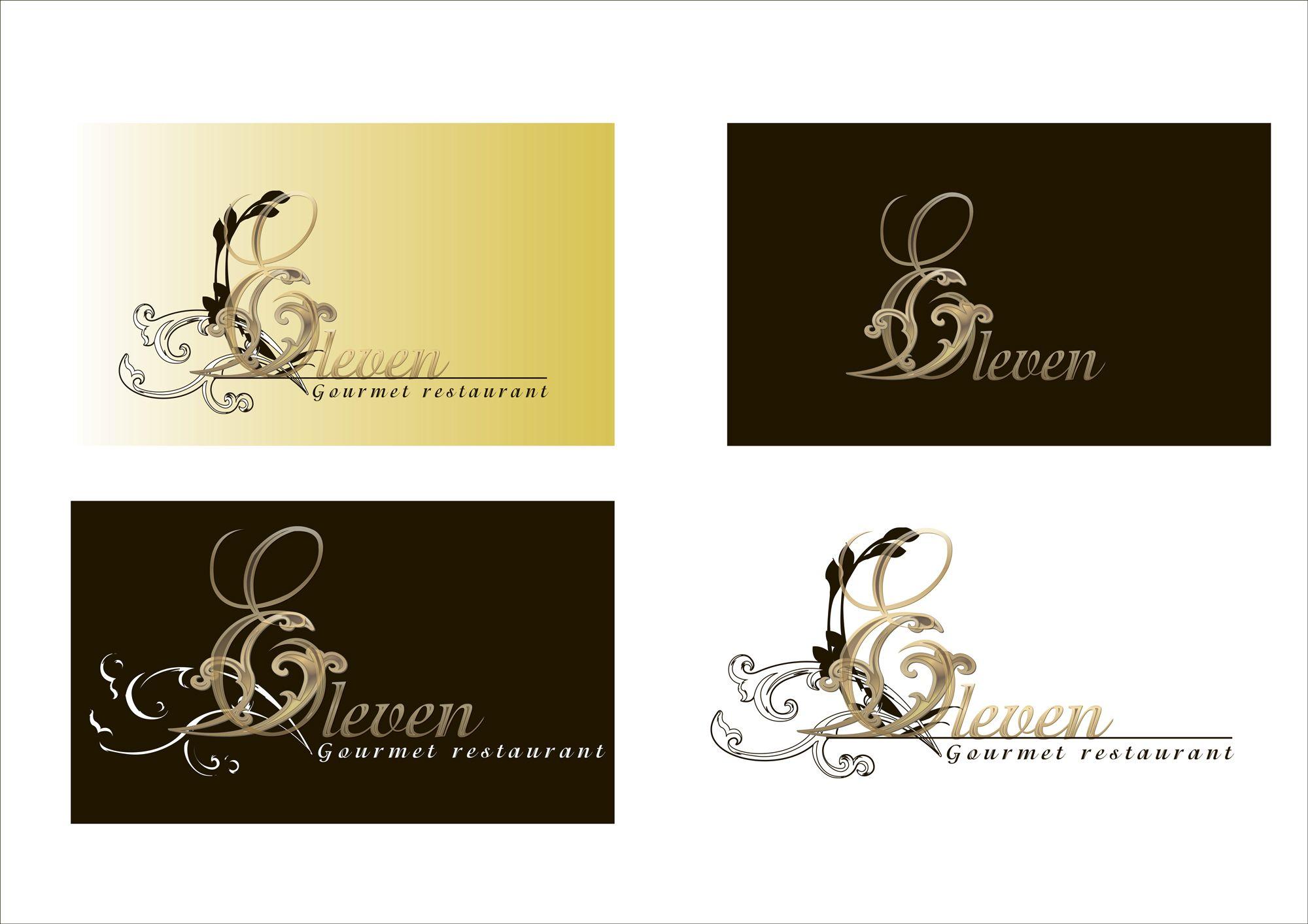 Логотип ресторана - дизайнер mariyaferrari