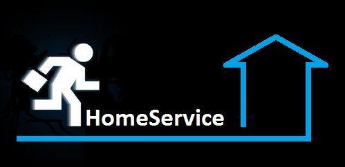 Логотип для компании HomeService - дизайнер lirikon89