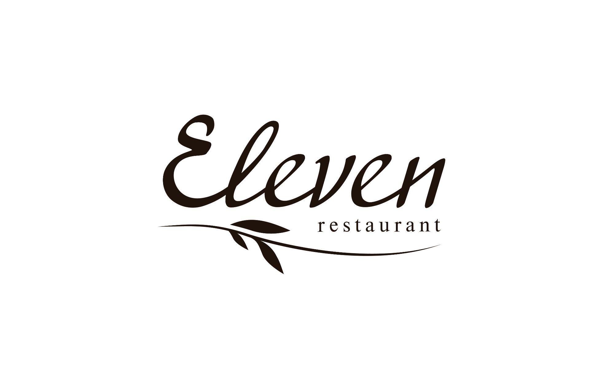 Логотип ресторана - дизайнер DairenMira