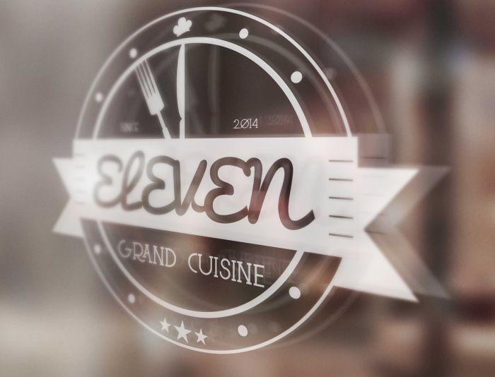 Логотип ресторана - дизайнер Xenya_Arno