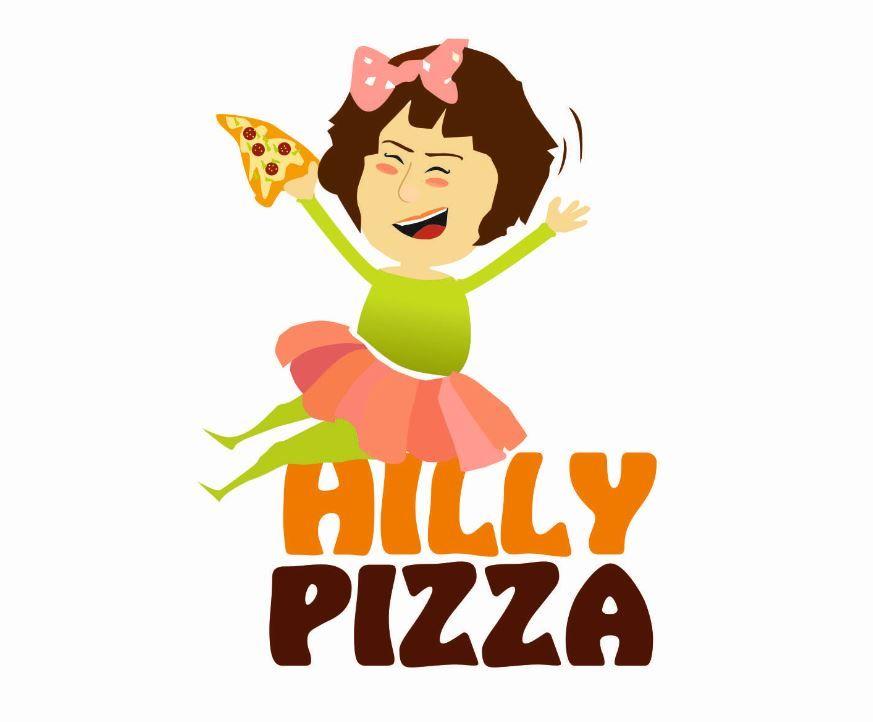 Доставка пиццы Хилли пицца\HILLY PIZZA - дизайнер StaseyShore