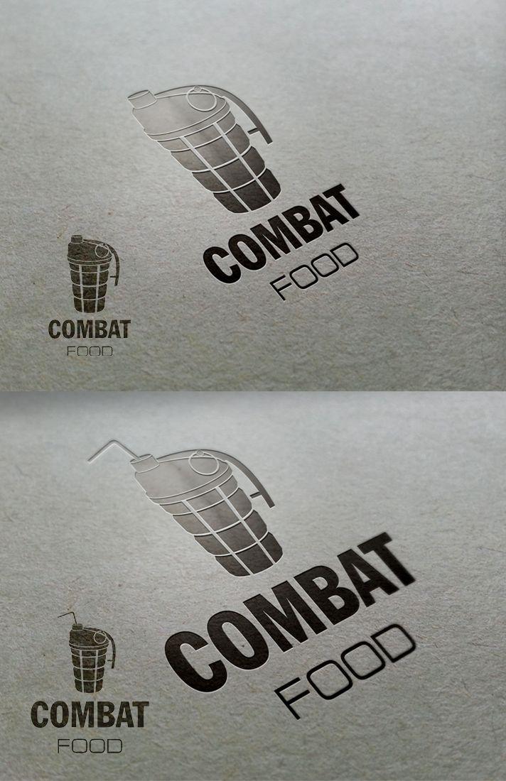 Логотип для интернет-магазина спортивного питания - дизайнер LLight
