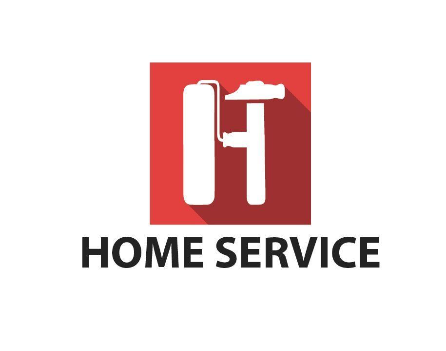 Логотип для компании HomeService - дизайнер Cooller