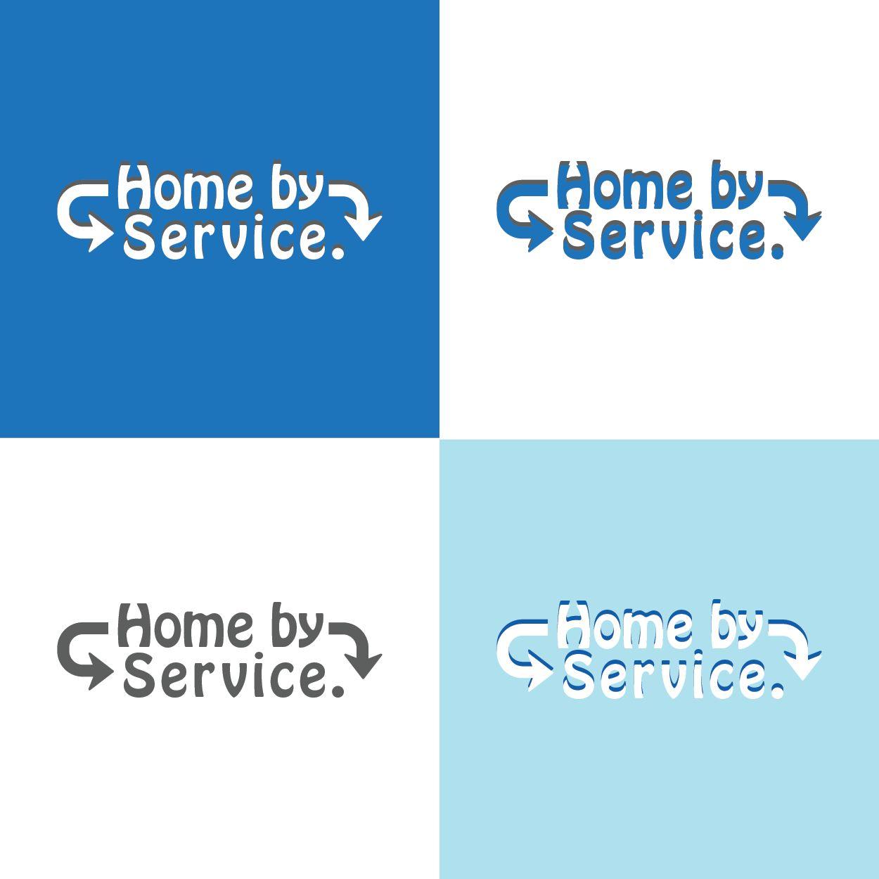 Логотип для компании HomeService - дизайнер My1stWork