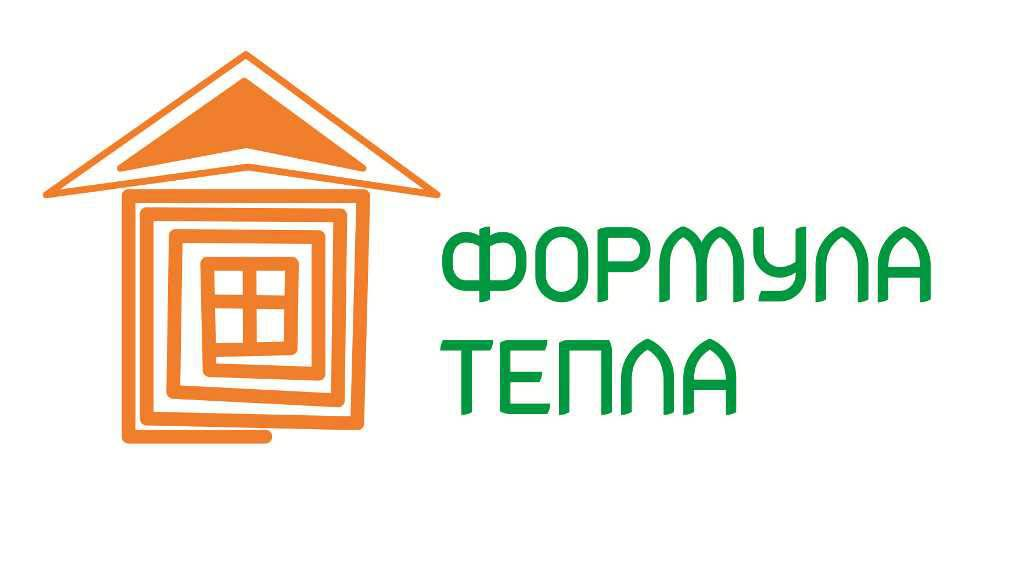 Логотип для компании Формула Тепла - дизайнер fotokor
