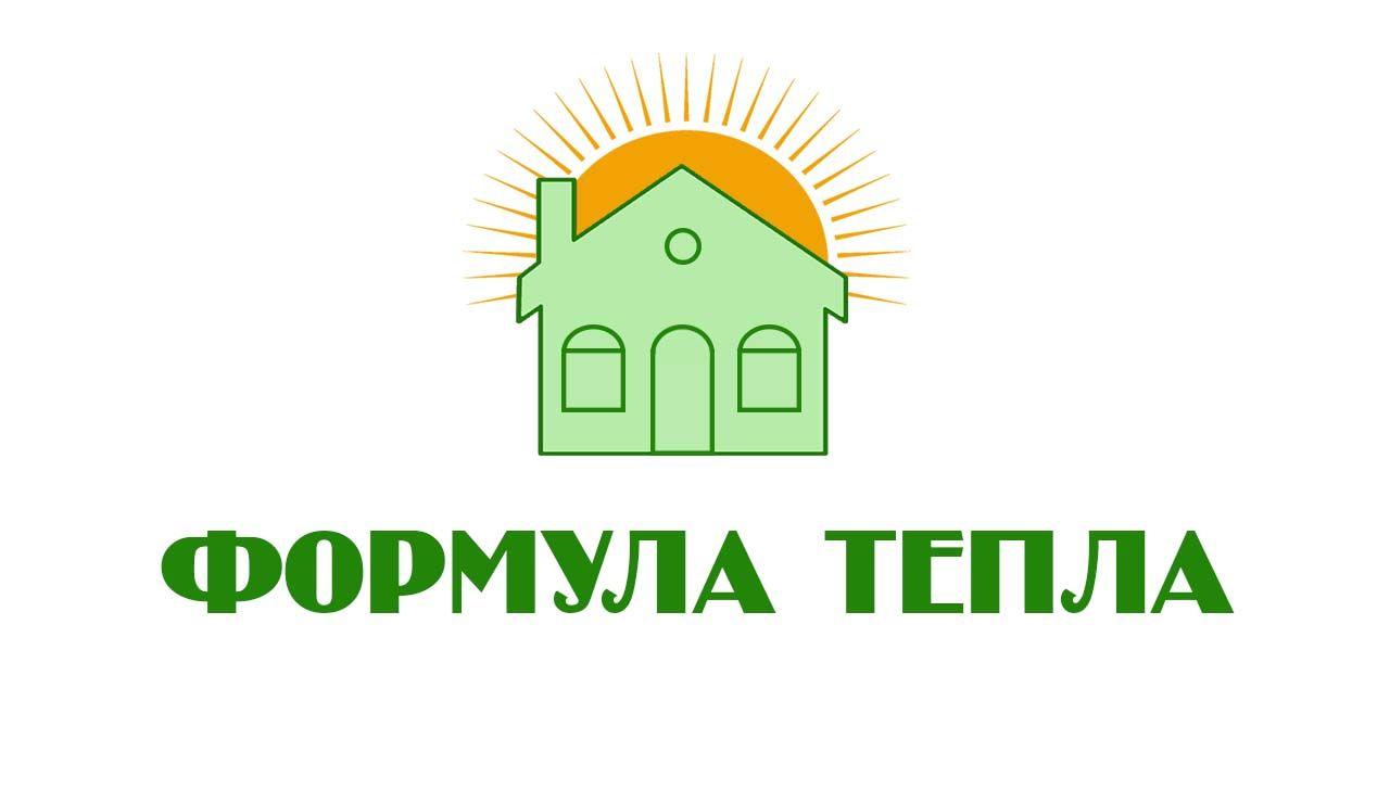 Логотип для компании Формула Тепла - дизайнер EVA23