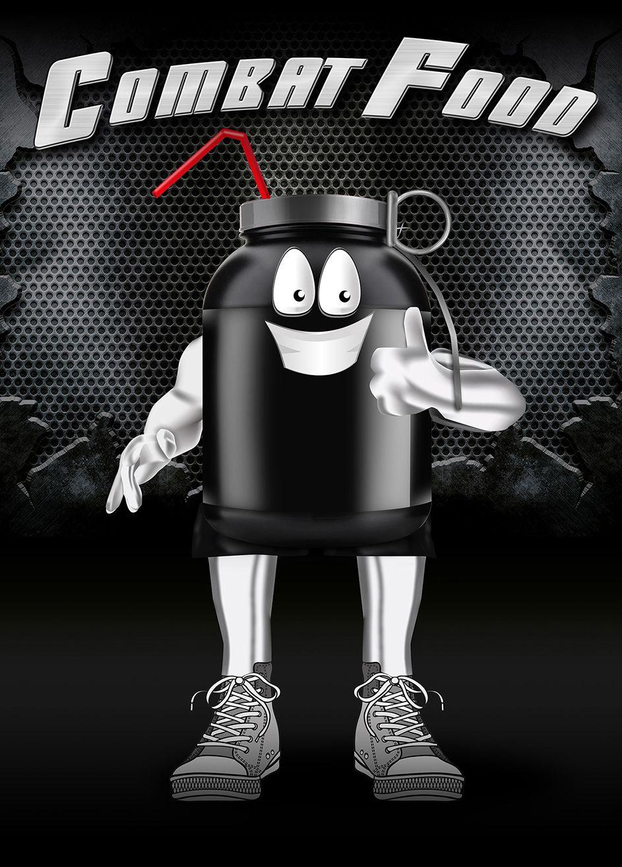 Логотип для интернет-магазина спортивного питания - дизайнер Goodvit