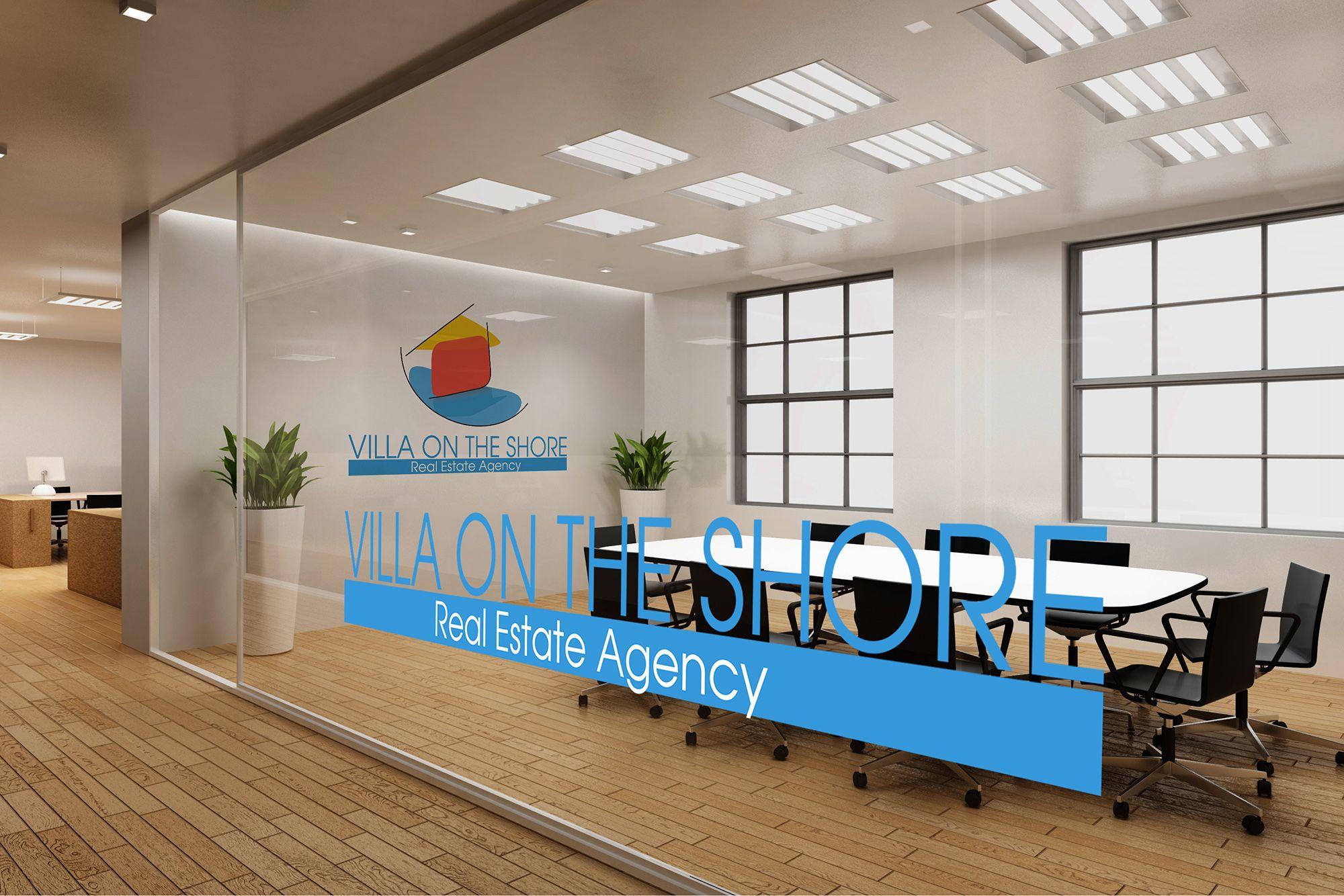 Фирстиль для агентства зарубежной недвижимости - дизайнер trocky18