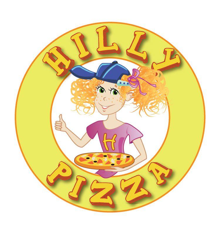 Доставка пиццы Хилли пицца\HILLY PIZZA - дизайнер Anterika