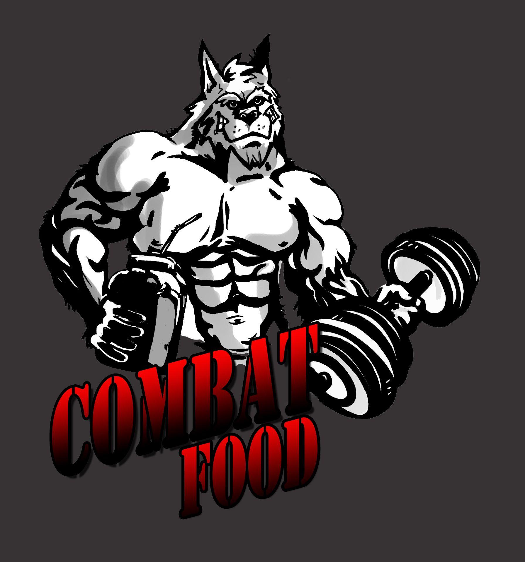 Логотип для интернет-магазина спортивного питания - дизайнер Marija_D88
