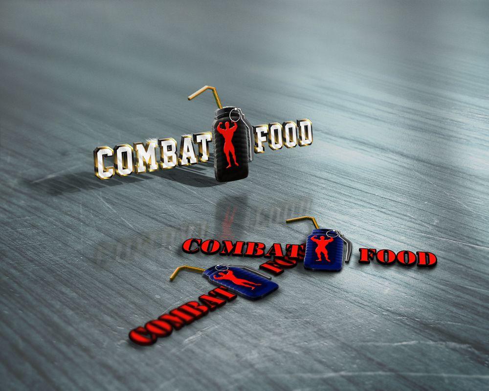 Логотип для интернет-магазина спортивного питания - дизайнер ForceFox