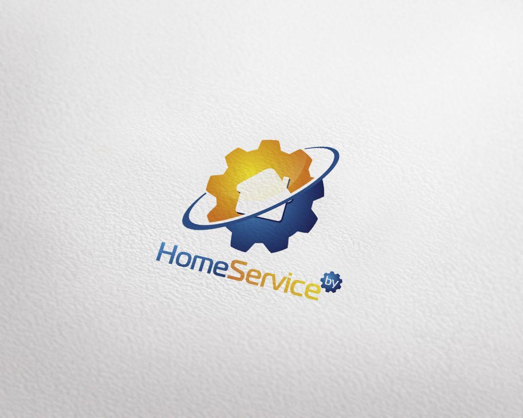 Логотип для компании HomeService - дизайнер krisSstal