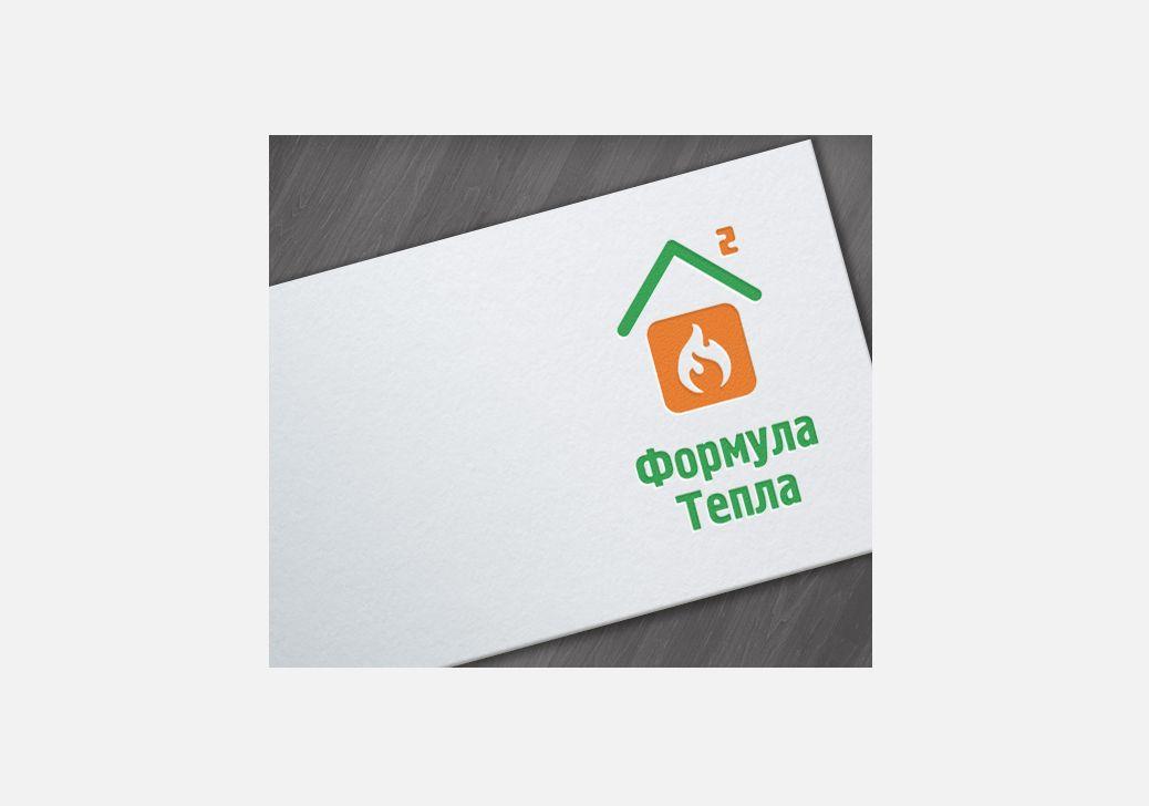Логотип для компании Формула Тепла - дизайнер Allepta