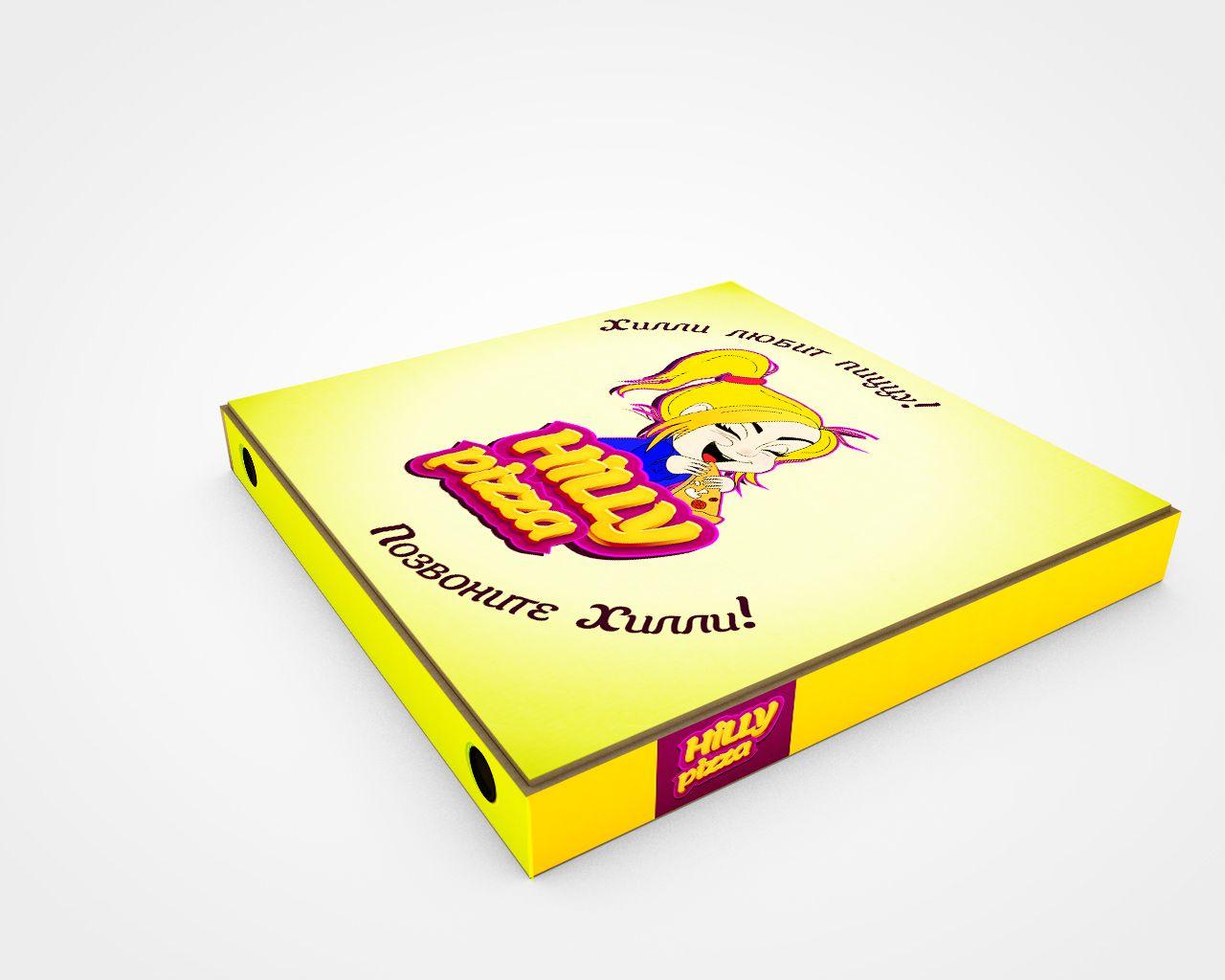 Доставка пиццы Хилли пицца\HILLY PIZZA - дизайнер Mirrad
