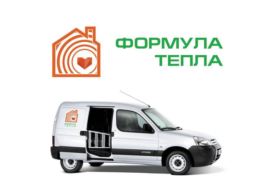 Логотип для компании Формула Тепла - дизайнер Yak84