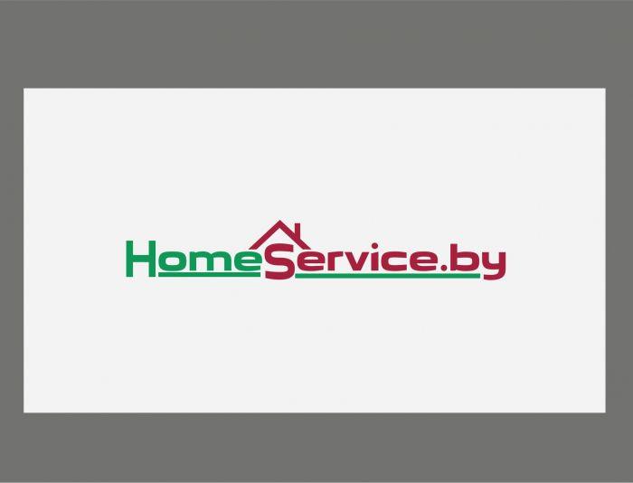 Логотип для компании HomeService - дизайнер dbyjuhfl