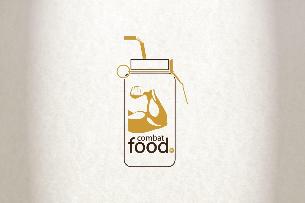 Логотип для интернет-магазина спортивного питания - дизайнер Evzenka