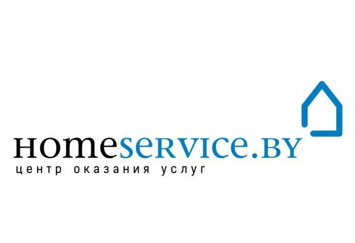 Логотип для компании HomeService - дизайнер lada84