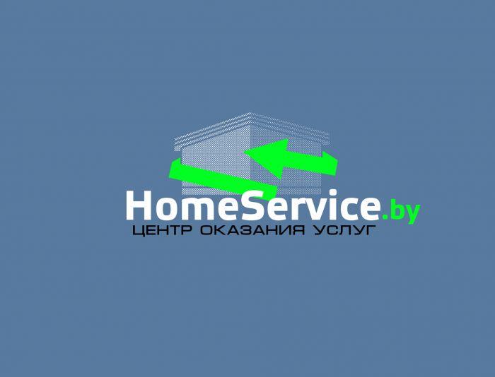 Логотип для компании HomeService - дизайнер GQmyteam