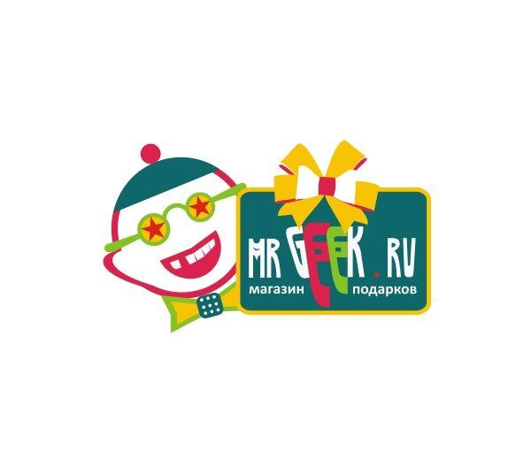 Логотип для магазина подарков - дизайнер pashashama