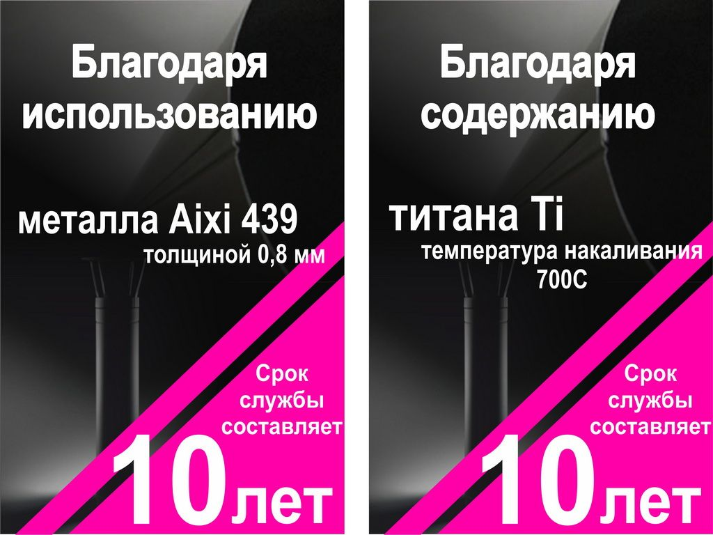 Наклейка на дымоход - дизайнер Ekaterina2306