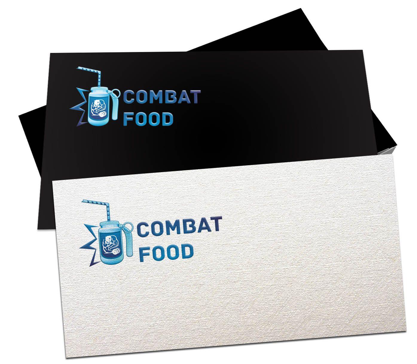 Логотип для интернет-магазина спортивного питания - дизайнер Scorp