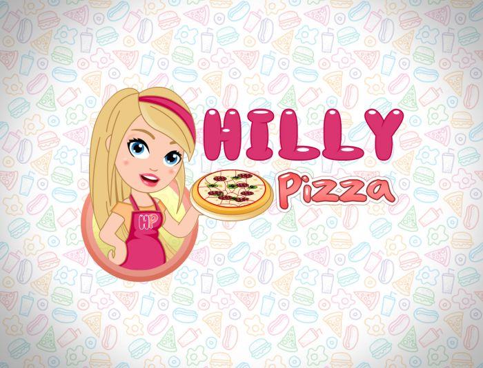 Доставка пиццы Хилли пицца\HILLY PIZZA - дизайнер spawn113